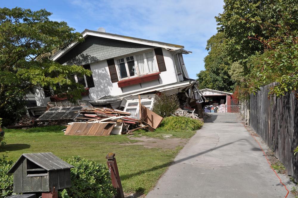 earthquake insurance Westlake OH